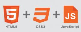 html css java